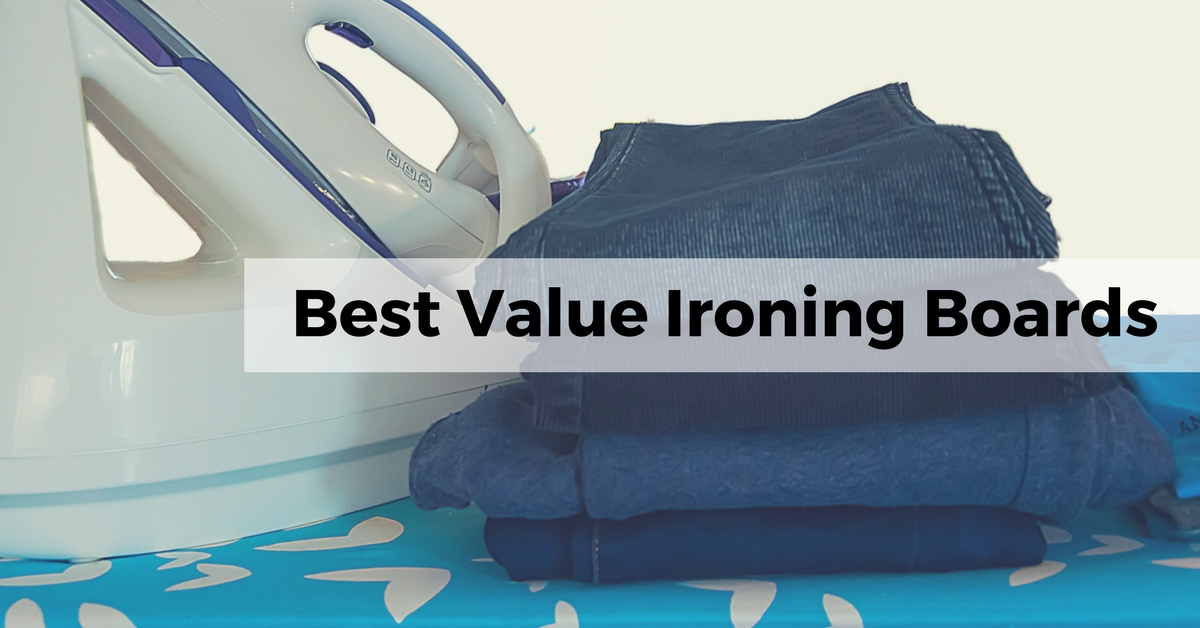 Best Value Ironing Boards